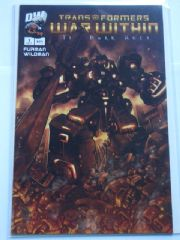 Transformers The War Within The Dark Ages Volume 2 #1 Retail Incentive Variant 1:25